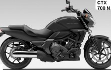 Honda CTX 700N – Preço da Moto, Ficha Técnica, Foto e Informações