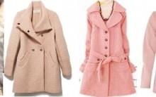 Casaco Rosa – Dicas de Looks da Moda, Modelos de Mantô