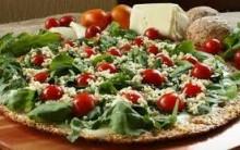 Pizza Menos Calórica – Dicas de Preparo, Ingredientes ideal
