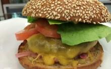 Hambúrguer do Super Chef Mais Você na Ana Maria Braga