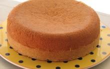 Bolo Amanteigado para Confeitar – Receita Massa bolo macio