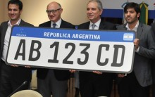 Novo Modelos de Placa De Carro – Mercosul, Foto