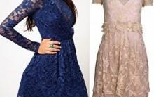 Vestido de Renda Moda 2015 Fotos, Modelos, Onde Comprar