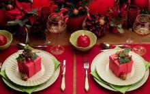 Decoração Mesa de Natal Novidades, Tendências, Comprar