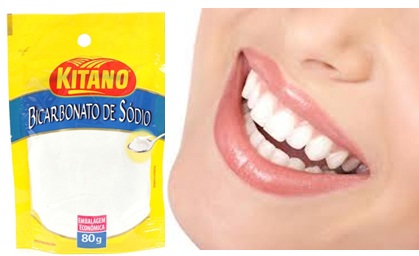Como Clarear Dentes Com Bicarbonato De Sodio Dicas Cuidado