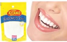 Como clarear dentes com Bicarbonato de Sódio Dicas cuidado