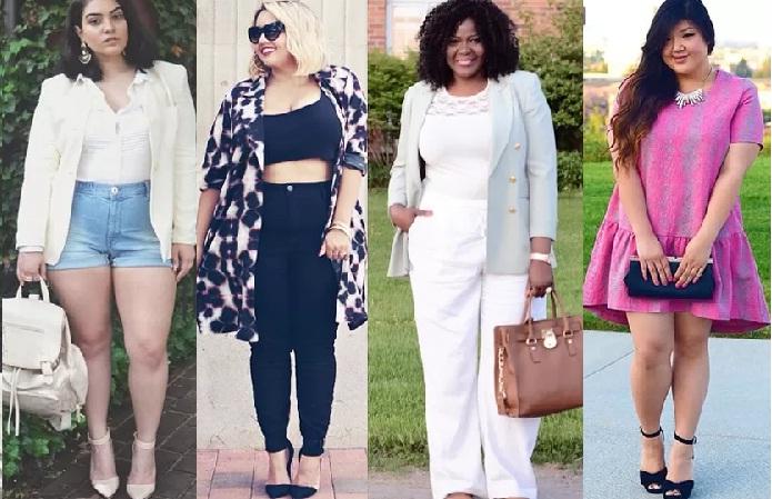 e79d3d88c Tendências Plus Size – Fotos de Looks de Famosas da Moda