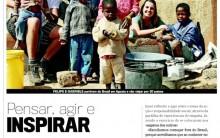Think Twice : ) Brasil: Projeto que Inspira, Experiência de Empatia