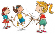 Brincadeira de Rua – Queimada, Jogar Pedrinhas, Regras