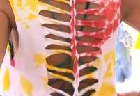 Como Customizar Camisetas para Carnaval  Mais Você 05/02