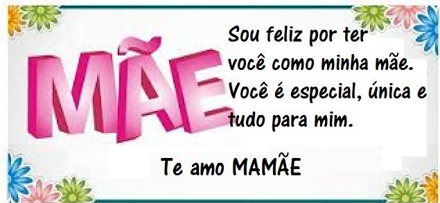 Mensagem Para O Dia Das Mães Com Margaridas