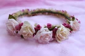 Como Fazer Tiara de Flores com Arame para Carnaval 058250c27cc