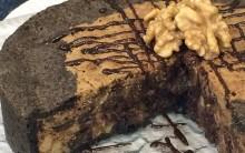 Torta de Nozes, Chocolate Ana Maria Receita Hoje Mais Você