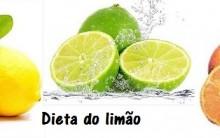 Dieta do Limão para Emagrecer – Benefícios do Limão