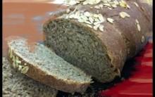 Pão Integral com Farinha de Uva – Receita Funcional