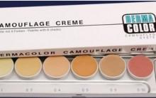 Corretivos Kryolan Dermacolor Dicas Maquiagem para Vitiligo