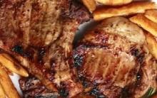 Bisteca de Porco Frita – Receita de Carne Suína