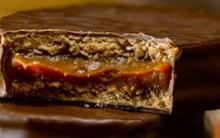 Receita Alfajor Argentino Chocolate Mais Você 24/09/15 Ana Maria