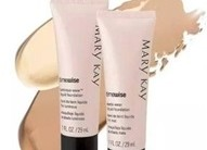 Base Timewise Mary Kay Acabamento Matte Dicas maquiagem