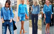 Look da Moda com jeans – Como Combinar Jeans com jeans