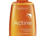 Sabonete líquido Actine para Rosto com Acne  – Cuidados pele