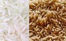Diferença entre Arroz Integral e Arroz Branco e Vitaminas