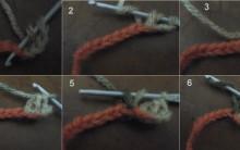Como Fazer Ponto Alto de Crochê Passo a Passo – PAP e Fotos