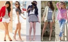 Moda Navy – Tendências da Moda Casual com Fotos