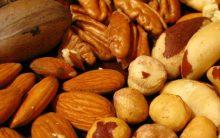 Benefícios das Oleaginosas, castanhas, Nozes, Amêndoas à Saúde