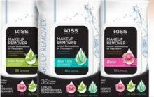 Lenços para Remover Maquiagem Kiss – Dicas de Cuidados da Pele