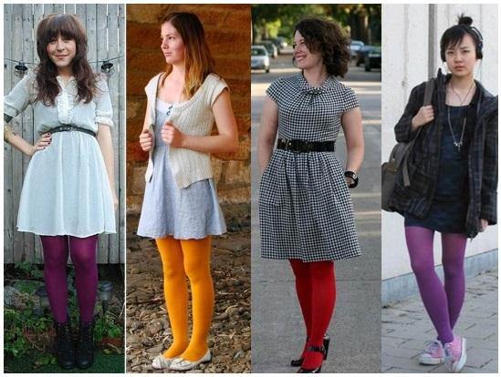 41d7dca3f3b74 moda-meia-calça-colorida-cores-e-looks-modernos-