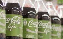 Coca-Cola Verde Menos Açúcar – Versão Com Adoçante Stévia