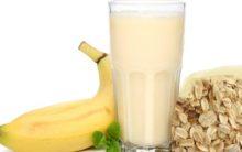 Shake Saudável com Frutas – Dieta Rica em Fibras e Nutrientes