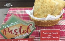 Pastel de Frango com Requeijão Caseiro – Finalista Melhor Pastel do Mundo Mais Você 25/10