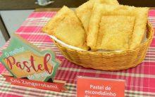 Pastel Escondidinho de Carne Seca com Borda Concurso Mais Você 26/10/16 – Receita Concurso Pastel da Ana Maria Braga