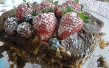 Naked Cake – Receita da Massa, Recheio, Cobertura de Bolo Pelado e Dicas