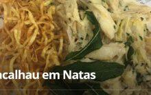 Bacalhau em Natas do Mais Você – Receita de Natal, Culinária da Ana Maria Braga Hoje