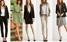 Moda Trabalho – Dicas de Looks mostrando Como Evitar Erros ao Vestir-se