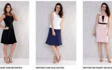 P.A Concept:  Moda Executiva, Vestidos, Preços e Promoções