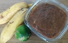Bananada Diet Receita de Doce de Banana Sem Açúcar e de Cortar