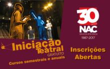 Curso de Iniciação Teatral no Sesi – Onde Encontrar, Inscrição e Informações