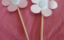 Dica de Tag de Flor e Como Usar para Decorar Festa Infantil Sem Gastar Muito