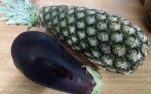 Suco Detox de Berinjela com Abacaxi e Gengibre para Emagrecer – Benefícios na Dieta
