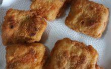 Como Fazer Bacalhau Empanado ou à Milanesa – Receita Passo a Passo Postas de Bacalhau Frito