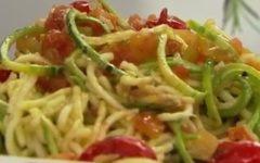 Espaguete de Abobrinha – Nutrientes, Benefícios da Receita Fit Fácil de Fazer