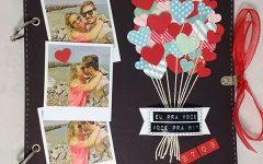Como Fazer um Scrapbook Romântico: Presente para Comemorar Aniversário de Namoro