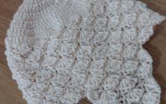 Gorrinho Lindo de Crochê para Bebê – Receita Fácil com PAP com Fotos