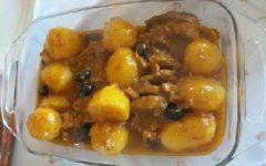 Lagarto na Panela de Pressão com Molho e Batatas – Receita de Carne Fácil