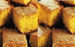 Bolo de Fubá Diet – Receita de Bolo de Fubá Cozido sem Açúcar