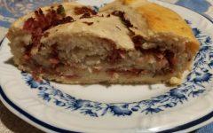 Pão de Inhame Recheado com Calabresa – Como Fazer e Ingredientes, Receita Pão Macio